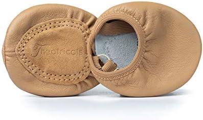 Leather Dance Half Sole T8970