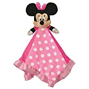 Disney Baby Minnie Mouse Blanky & Plush Toy, 13