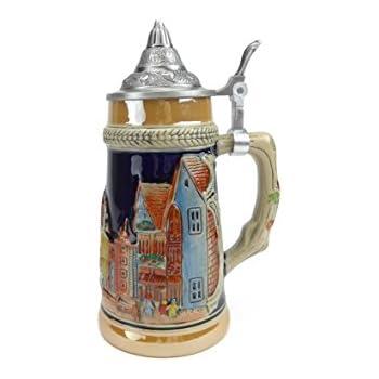 Amazon Com Essence Of Europe Gifts German Village Beer