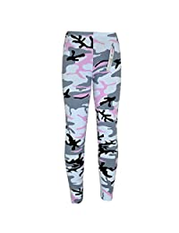 RM Fashions New Girls Plain and Printed Leggings Jeggings 7-13 Years