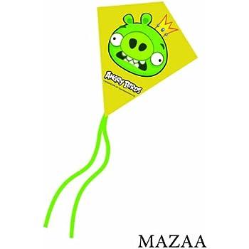 Amazon.com: Angry Birds King Pig Mini Poly Diamond Kite 7 ...