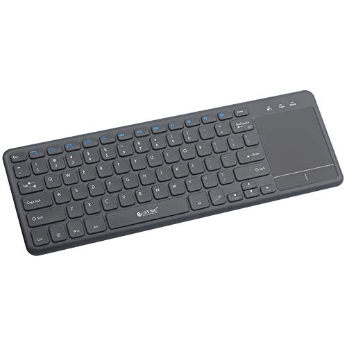 7 keyboard with touchpad - 7