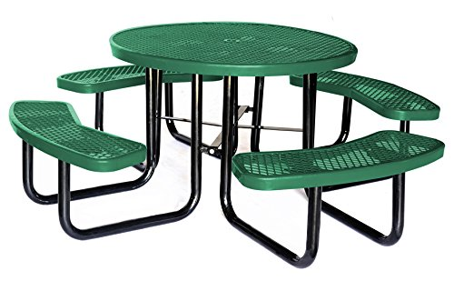 Round Commercial Picnic Table - Lifeyard 46