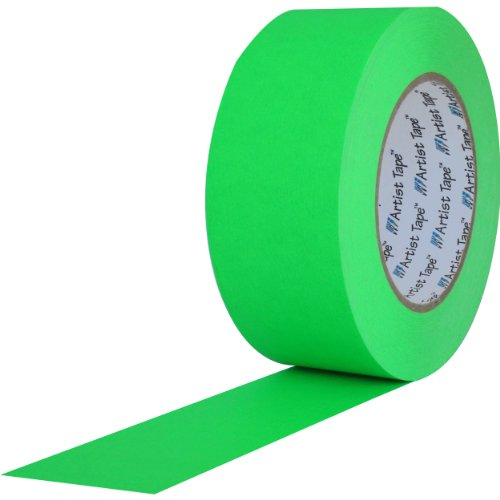 ProTapes Artist Tape Flatback Printable Paper Board  or Cons