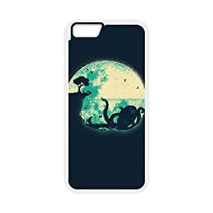 iPhone 6 Plus 5.5 Inch Cell Phone Case White The Big One Nolu