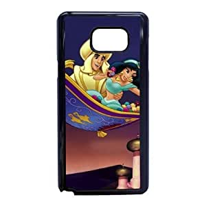 Aladdin For Samsung Galaxy Note 5 Cell Phone Case Black BTRY23494
