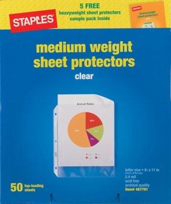 50 Sheet Staple - 2