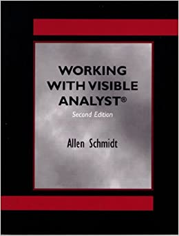 Book Working with Visible Analysis