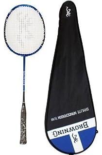 d32a39f7854 Victor TI 10 Badminton Racket - Black Silver Blue