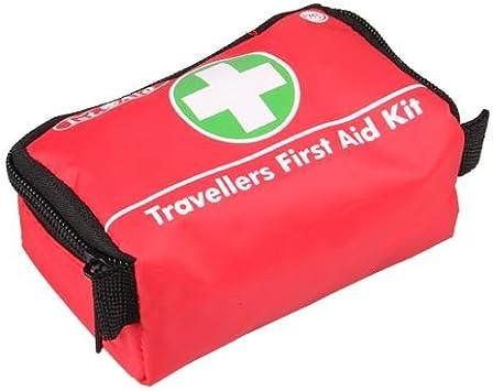 Easy Provider® Botiquin de Primeros Auxilios - First Aid Kit Emergencia Viaje: Amazon.es: Bricolaje y herramientas