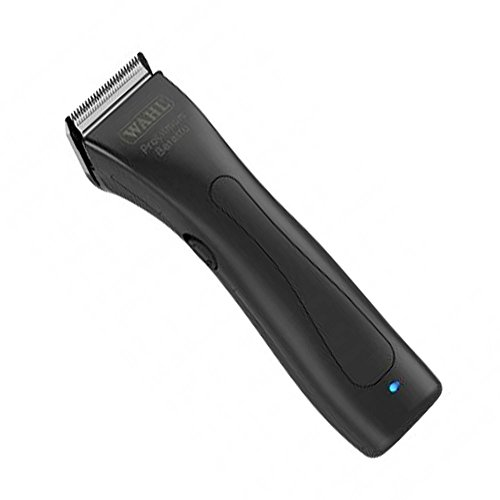WAHL Pro-Lithium Beretto 4212-0471 Black Professional Cordless Hair Clipper 100-240V by Wahl