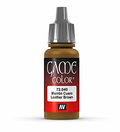 (Vallejo Game Color Cobra Leather Paint, 17ml )