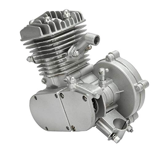 "INNOGLOW 80CC 2-Stroke Engine Fit for most 24"" and up Mountain Bikes Road Bikes Cruisers Choppers with V-frame"