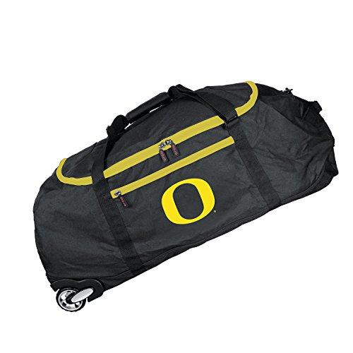Oregon Ducks College Basketball (NCAA Oregon Ducks Crusader Collapsible Duffel, 36-inches)