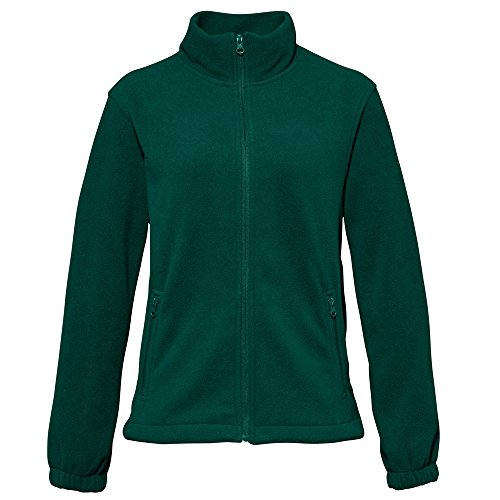 Shaped Bottle Zip Full Fit 2786 Jacket Fleece Womens Warm wcq8aEExIC