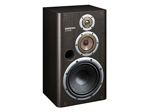 Onkyo 3 Way Bass Reflex Bookshelf Speaker Left