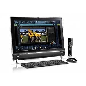 HP TouchSmart 600-1210es Desktop PC - Ordenador de sobremesa (Procesador Intel Core i3 330M, 3 MB, Admite hasta 4 de memoria DDR3, 2 conectores SODIMM, Lector tarjetas de memoria 6 en 1, Grabadora de carga por ranura DVD SATA DVD RAM y doble capa con tecnología LightScribe)