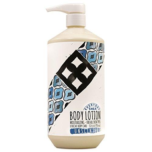 Beautiful Moisturizing Body Lotion (Alaffia - EveryDay Shea - Moisturizing Shea Butter Body Lotion, Unscented, 32 Ounces (FFP))