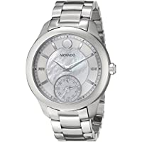 Movado Bellina Motion Mother of Pearl Dial Women's Watch