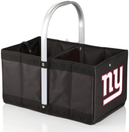 NFL New York Giants Urban Market Basket, Black
