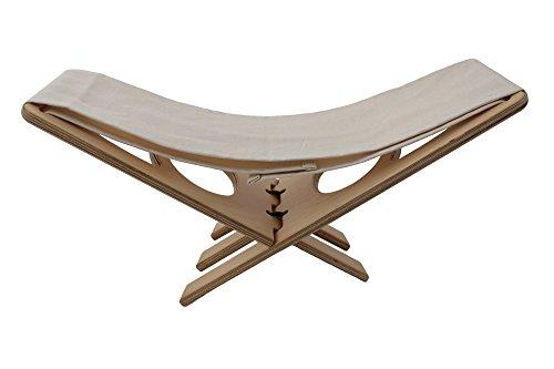 Nomad Meditation Bench (Natural) by Still Sitting