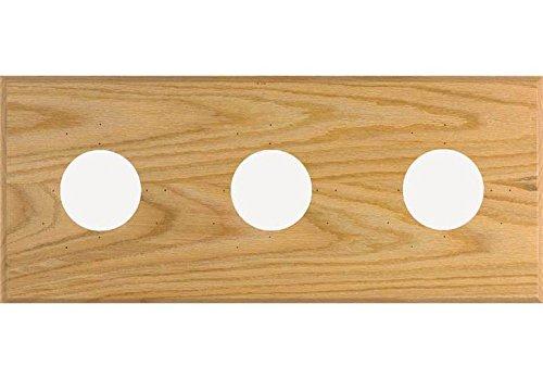 Maximum Oak Finish 3-Instrument Panel