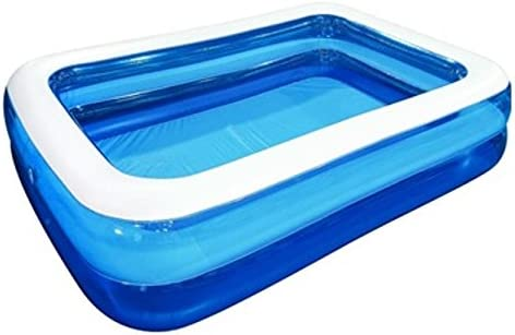 JILONG Piscina Rectangular Family Pool 2 mx 1, 5 mx 50 cm Fortuna