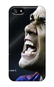 Faddish Phone Daniel Alves Barcelona Case For Iphone 5/5s / Perfect Case Cover