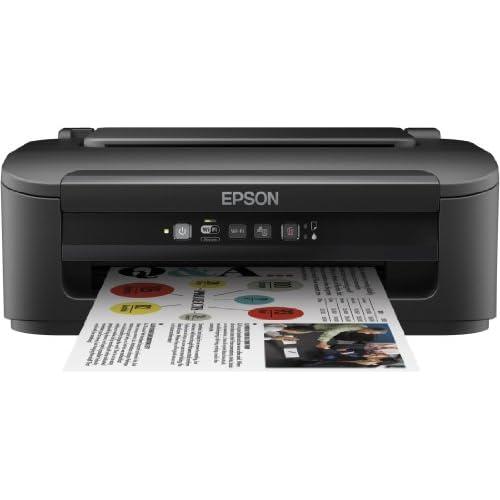 Epson WorkForce WF-2010W - Impresora color (inyección de tinta, WiFi y Ethernet), color negro a buen precio