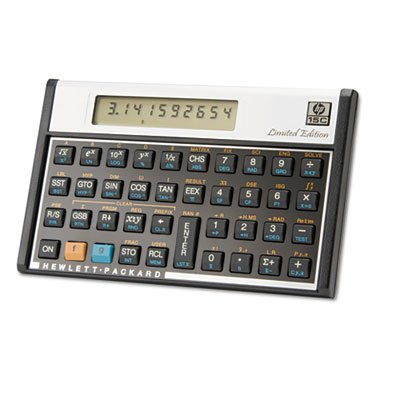 HP 15C Limited Edition Scientific Calculator by HP