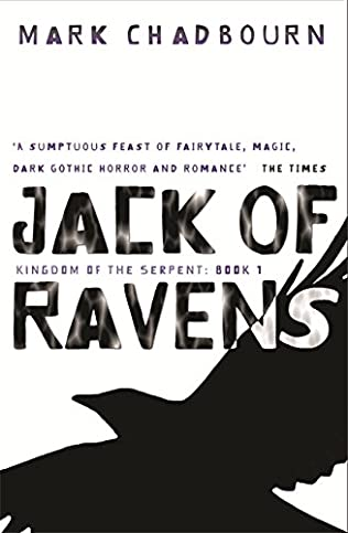 book cover of Jack of Ravens