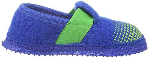 Giesswein Triptis - Zapatilla de estar Por casa Niños Azul - Blau (553 Cobalt)