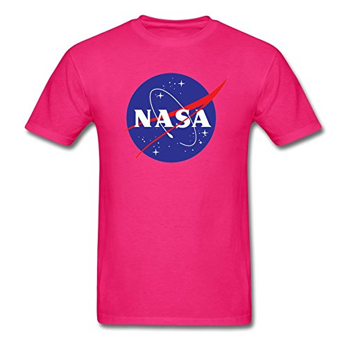 Medium Corta Manga pink0 La multicolored Diseño Nasa Camiseta De nEaw1Zq6xY