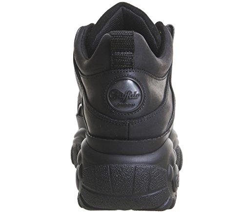 0 14 Femme Chaussures 2 BUFFALO Noir 1339 1AxgOO