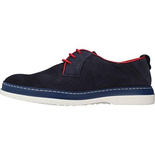 Zapatos para Hombre, Color Azul, Marca ANGEL INFANTES, Modelo Zapatos para Hombre ANGEL INFANTES 15075A Azul: Amazon.es: Zapatos y complementos