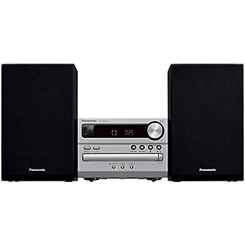 Amazon Com Panasonic Cd Stereo System Usb Memory