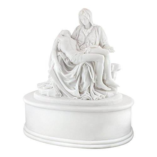Perfect Memorials Michelangelo s Pieta Cremation Urn Highly Detailed