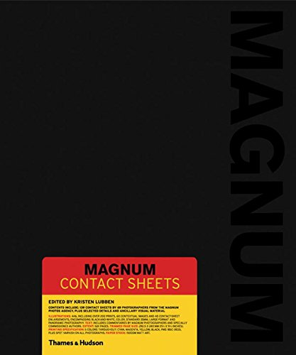050054431X - Magnum Contact Sheets