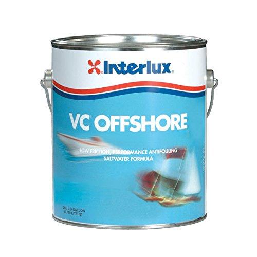 Interlux V118/1 VC Offshore Antifouling Paint (Black)