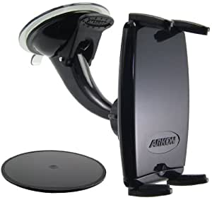 Arkon Windshield Dashboard Car Mount Holder for Apple iPhone 5S 5C 4S 4 3GS and iPod touch