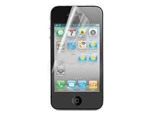 Newtop Mirrored Film Protector para iPhone 4/4S (transparente)