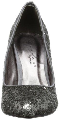Flv309 Gris Mujer De Zapatos Lunar Sintético Vestir RqO1d1Y8