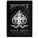 Bicycle Black Ghost Second Edition Playing Deck card by Ellusionist