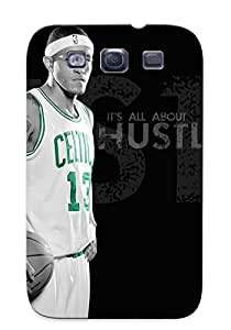 OcClZQN2069HoQJx pc Phone Case With Fashionable Look For Galaxy S3 - Delonte West