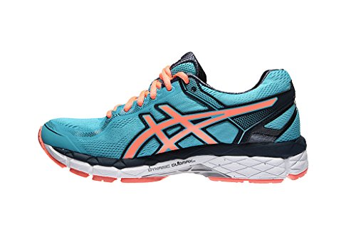 5 Shoes SURVEYOR Asics GEL Women's T6B9N Running Blau w6CnvqF