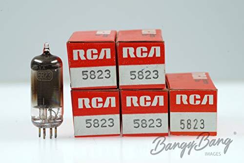 5 Vintage RCA 5823/ASG5823 Cold Cathode Triode Thyratron Valve - BangyBang Tubes