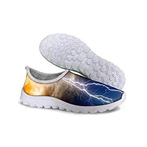 Unisex Cool Women's Light Mesh FOR Shoes DESIGNS Breathable C2 Sneaker U Men's Running Black amp; EnqgtI