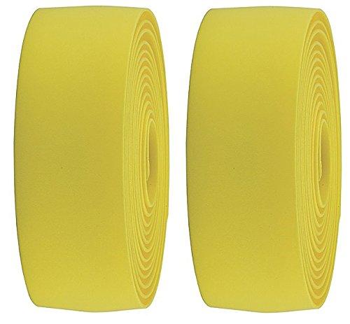 (BBB handlebar tape Race Ribbons BHT-01 (Color: yellow) Handelbar Tape)
