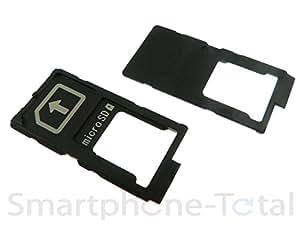 NG de Mobile simkarten Try Soporte de Tarjetas SIM trineo Bandeja para Sony Z3+ e6553