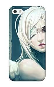 Discount anime angel feathers bondage Anime Pop Culture Hard Plastic iPhone 5/5s cases 8640625K861345718 WANGJING JINDA